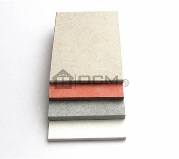 Fiber cement Board (Multicolor optional)